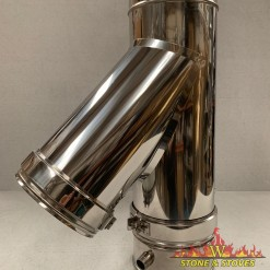 Twin wall flues SILVER